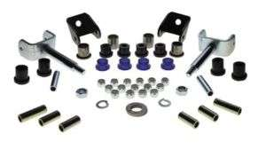 Club Car DS Golf Cart 93+ Front End Repair Kit