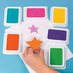 Tropical Stamp Pad Set   Art & Craft Supplies & Stamps & Stamp