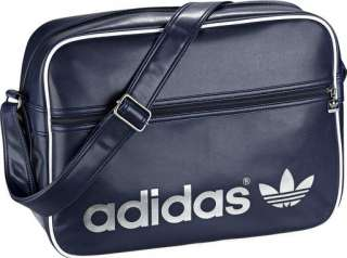 Adidas Originals Tasche AC Adicolor Airliner Bag blau Schultertasche