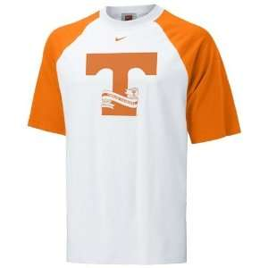 Volunteers White Spirit Short Sleeve T shirt