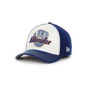 Milwaukee Brewers New Era MLB Straight Change Cap