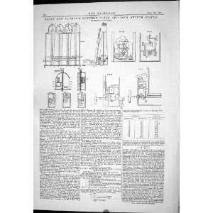 Farmer Electric Block Lock Switch System Diagrams: Home & Kitchen