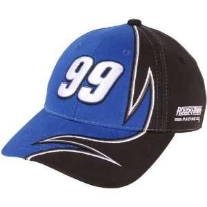 Youth Element Adjustable Hat   Black Royal Blue