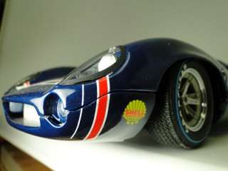 Detail Limited Edition Lola Can Am Sports/Race Car 118 1969