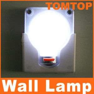 Wall Fixture Energy Saving 4 LED Mural Bulb Lamp Light