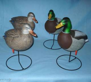AVERY GREENHEAD GEAR GHG FULL BODY ACTIVE MALLARD DUCK DECOYS 2 PAIR