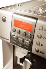 DELONGHI PRIMA DONNA FULLY AUTOMATIC ESPRESSO STAINLESS STEEL MACHINE