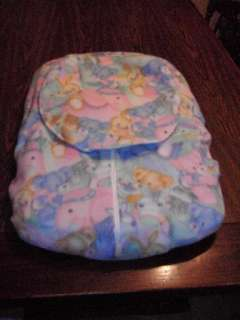 CUSTOM MADE Baby Infant Car Seat Carrier Cover !!