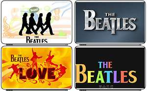 The Beatles Laptop Netbook Skin Cover Sticker Decal