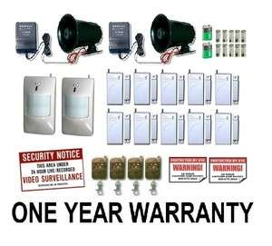 Wireless Home Security System House Alarm Auto Dialer E