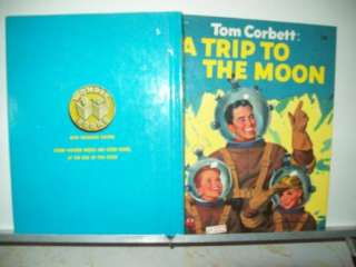 TOM CORBETT A TRIP TO THE MOON BY MARCIA MARTIN