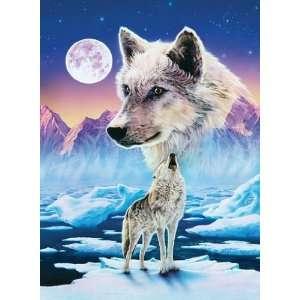 Wölfe, 1000 Teile Color Starline Puzzle  Spielzeug