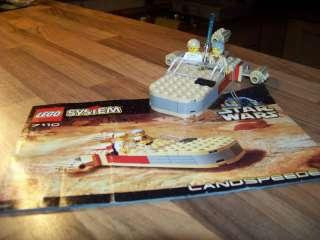 Lego System 7110   Star Wars Classic   Landspeeder in Baden