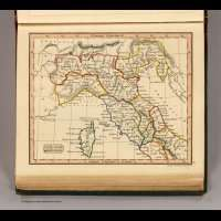 Library Atlas modern and ancient geography 71 old antique maps A21