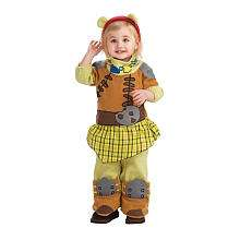 Shrek Forever After Princess Fiona Warrior Halloween Costume   Toddler