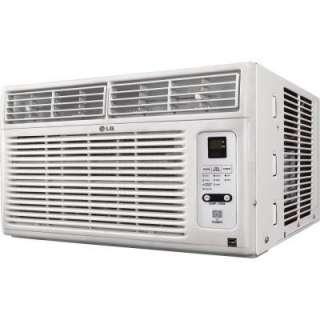 LG Electronics 8,000 BTU 115v Window Air Conditioner With Remote