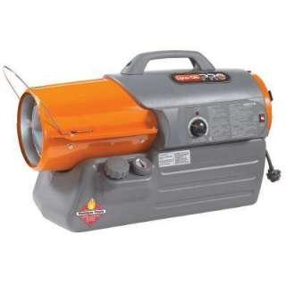 Dyna glo Pro 70K BTU Kero FA Heater RMC KFA70TDGP