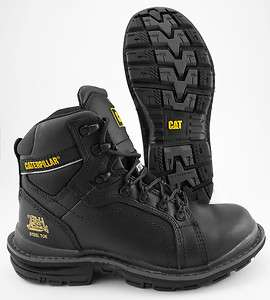 CATERPILLAR MANIFOLD MENS STEEL TOE SAFETY BOOT