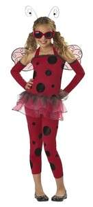 Ladybug Insect Love Bug Child Halloween Costume