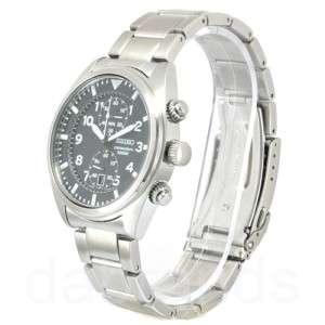 Seiko Mens Sport Chronograph WR100M Date Watch SNN231 SNN231P1