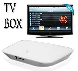 Android2.2 WIFI TV Box Media Player with TF/HDMI/RJ45/CVBS/USB A1