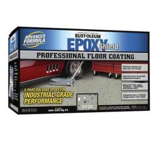 Rust Oleum Epoxy Shield Professional 1 gal. Silver Gray Floor Coating