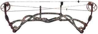 2011 Hoyt Carbon Matrix Plus Element Bow Realtree AP Camo, RH, 50 60