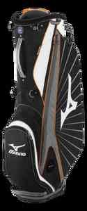 2012 Mizuno Aerolite IV Golf Stand Carry Bag Black Brand New $149