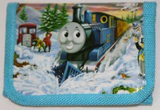 NEW Thomas The Tank Engine Train Tri fold Wallet Party Favors LOW