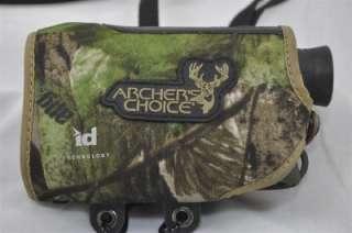 Nikon Archers Choice Laser Rangefinder w/APG Camo case