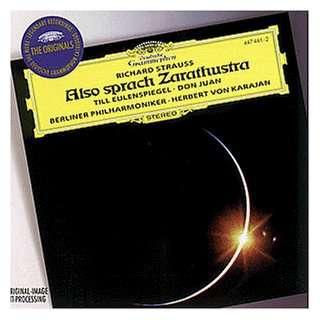 Richard Strauss Also sprach Zarathustra Herbert Von Karajan, Bp