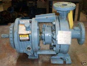 ITT Allis Chalmers 1 x 1.5   6 316SS ANSI Pump   New