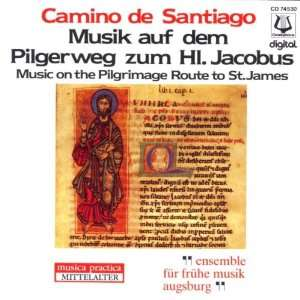 Camino de Santiago (Musik auf dem Pilgerweg zum Heiligen Jacobus