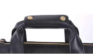 genuine leather Shoulder Messenger Laptop hand bag Briefcase |
