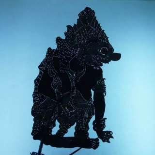 Vintage Wayang Kulit Shadow Puppet Indonesian GIFT cm55