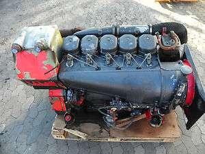 Deutz Motor* F5L912 5 Zylinder Motor*Baumaschinen Motor*O&K