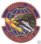 432nd OPERATIONS SUPPORT SQUADRON patch, 710th COMBAT OPERATIONS