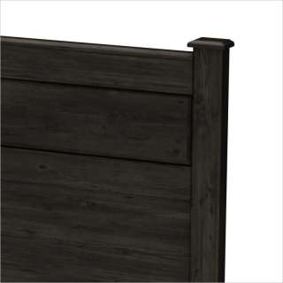 South Shore Torrence Full/Queen Panel Ebony Headboard 066311047950