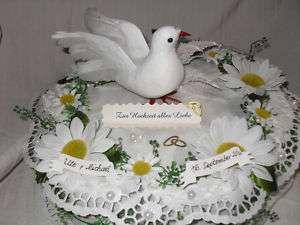 Hochzeit Torte Geldgeschenk Toilettenpapiertorte Taube