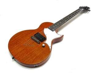 Gitarre Samick Linda JTR LN 10 Classic Cherry Red