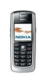 NOKIA 6021 REFURBISHED BLACK MOBILE PHONE UNLOCKED 6417182418792