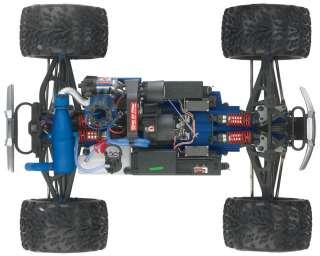 TRAXXAS MONSTER TRUCK REVO 4x4, moteur TRX3.3