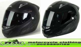 Nitro F347 VN Flip Front DVS Motorcycle Motorbike Helmet Matt or Gloss