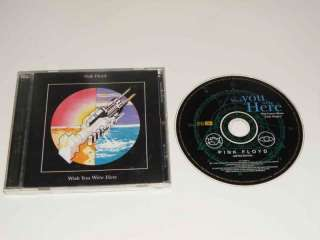 Pink Floyd Wish You Were Here Cd a Bologna    Annunci