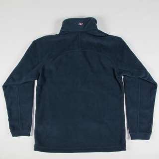 NEW BERGHAUS Mens Spectrum Eclipse IA Navy Fleece Jacket Coat XS S