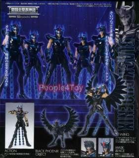 Bandai Saint Seiya Bronze Myth Cloth BLACK PHOENIX IKKI