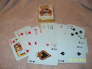 Delta Airlines Miami & Fort Lauderdale Playing Cards