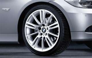 1x BMW Genuine 18 M Star Spoke 193 Rear Alloy Wheel E90 3 Series
