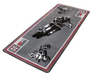 Automotive   MOTOCROSS/MOTO X BIKE GARAGE/WORKSHOP FLOOR COVER MAT