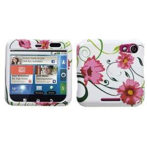 Lovely Flower Hard Case Cover Motorola Flipout MB511